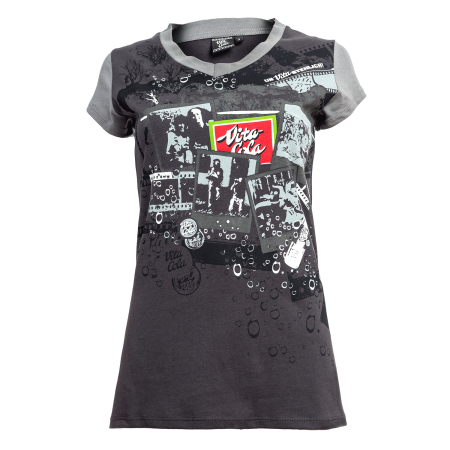 VITA COLA T-Shirt, Damen 'Polaroid'