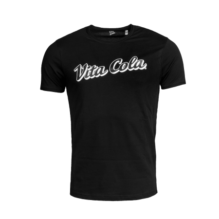 VITA COLA Herren-T-Shirt 'Lettering'